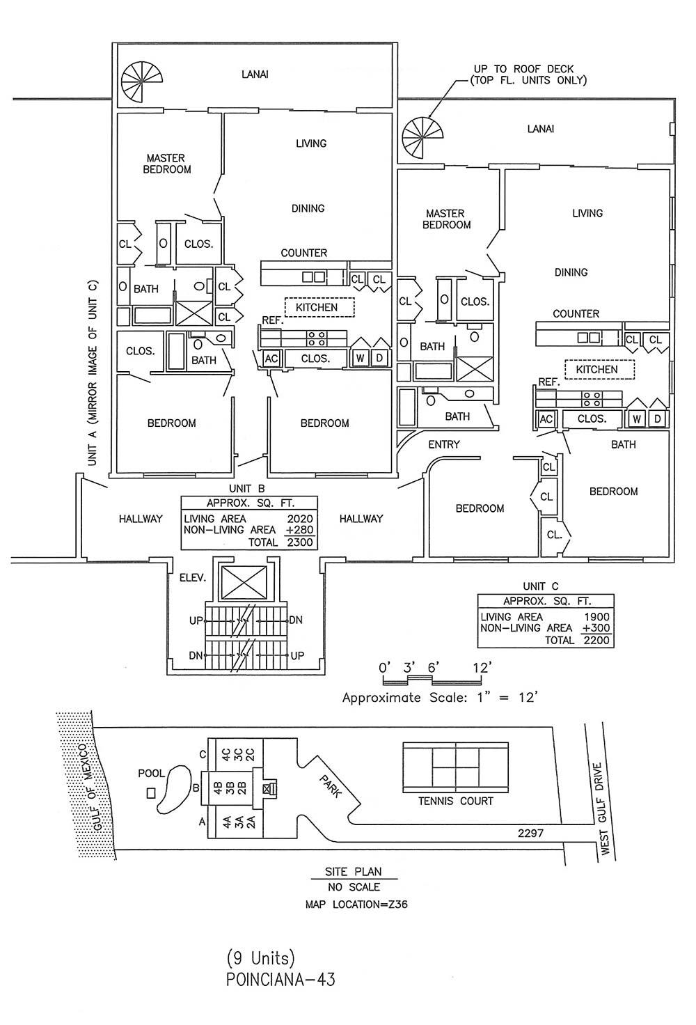 Poinciana Sanibel Island Florida Condominiums