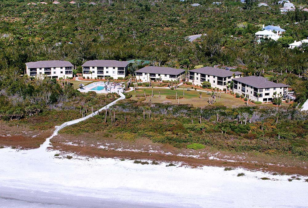 Sandpiper Beach Sanibel Island Florida Condominiums