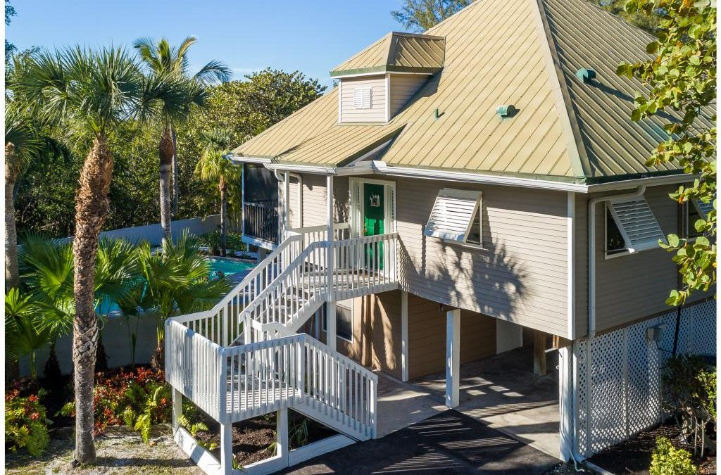 Sanibel Island Real Estate: Newly Listed 'Dunes' Home Offers Best Value