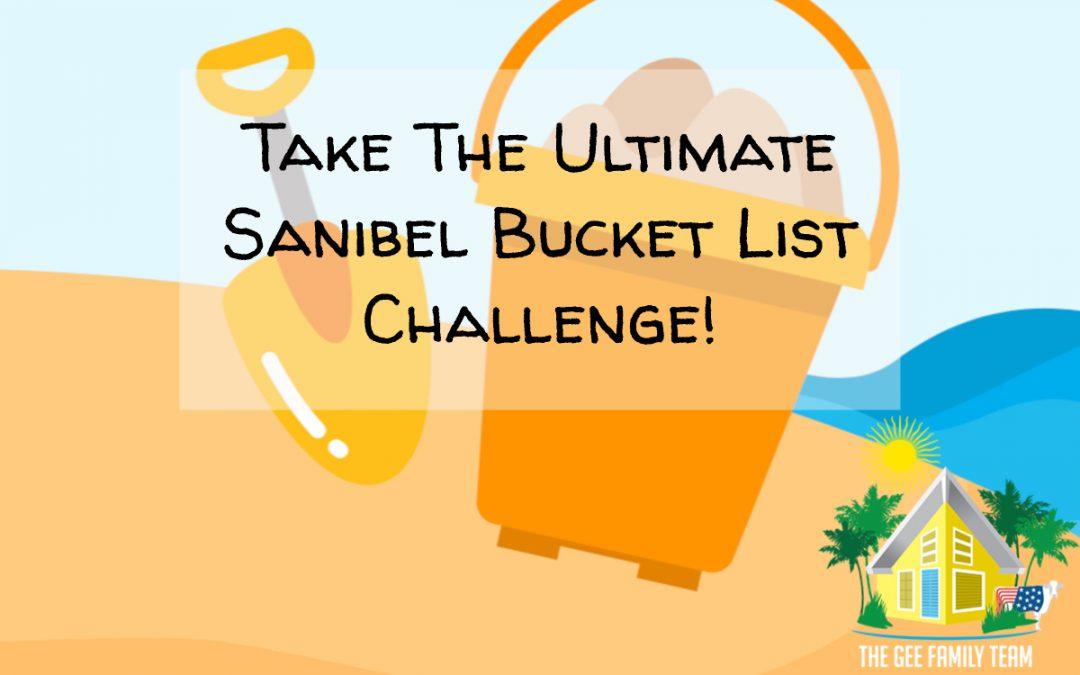 Take The Ultimate Sanibel Bucket List Challenge!