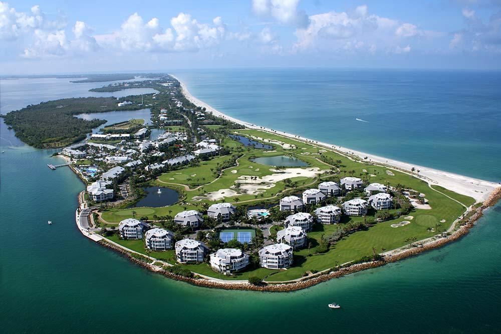 Captiva Island Florida Goolge Map