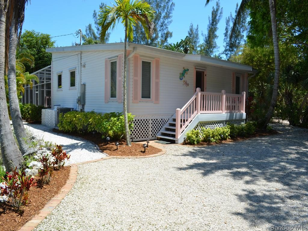 Sanibel House For Sale 1827 Middle Gulf Drive