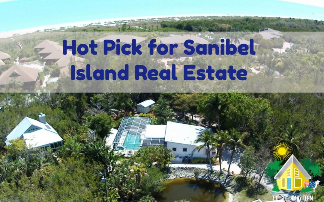 Hot Pick for Sanibel Island Real Estate: 1827 Middle Gulf Drive