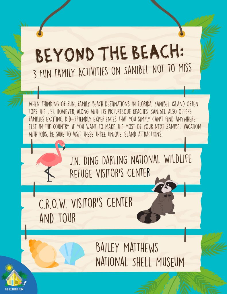 Beyond The Beach: Things To Do On Sanibel Island