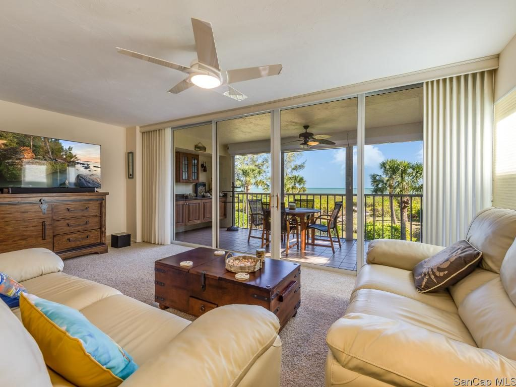 East end Sanibel condo for sale