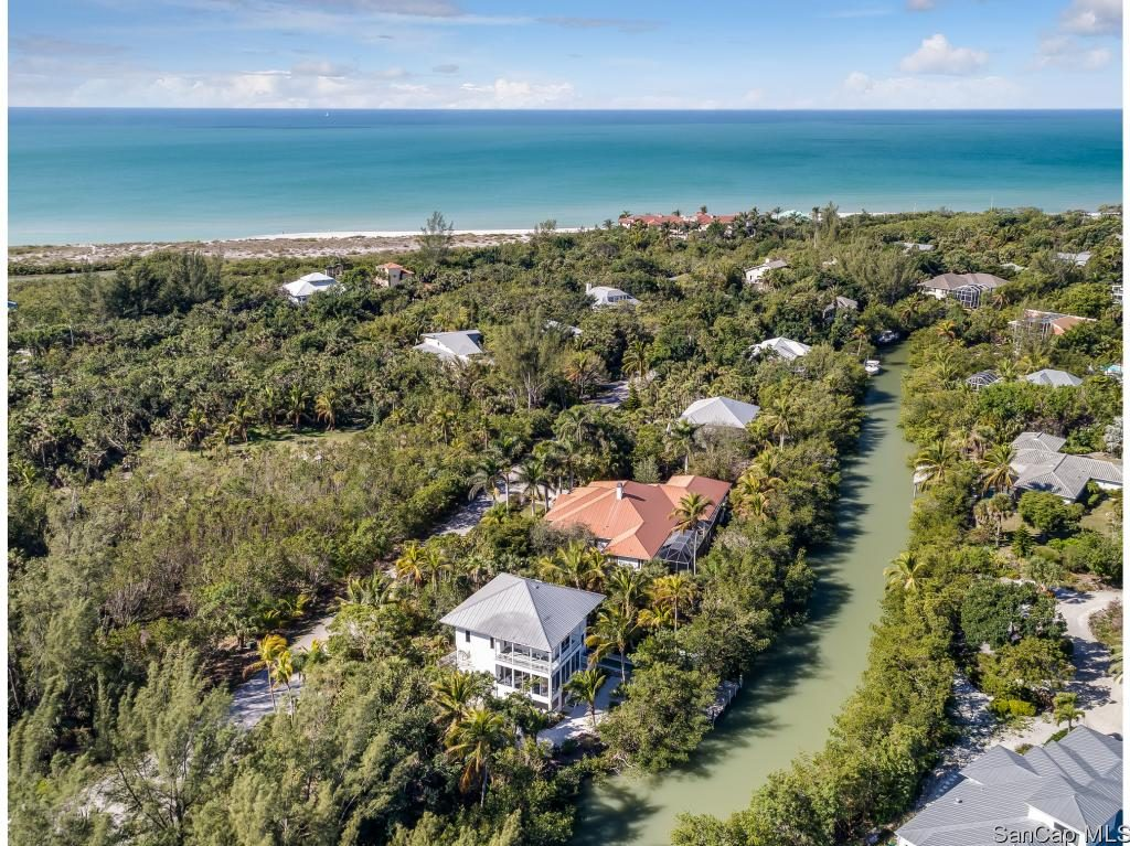 Sanibel Canal Home