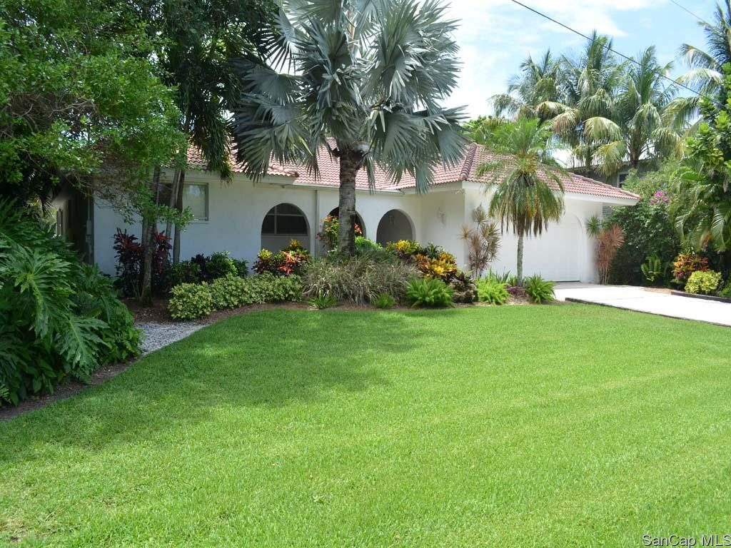 Sanibel Home For Sale Caloosa End