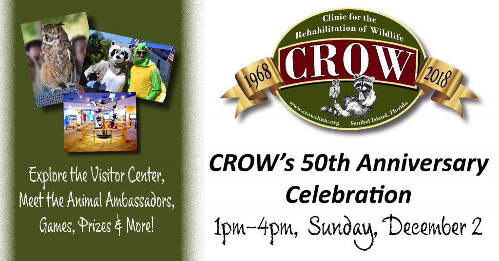 CROW 50th Anniversary