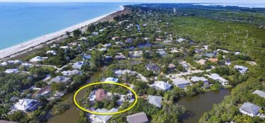Classic Florida Home For Sale in Sanibel's Gulf Shores