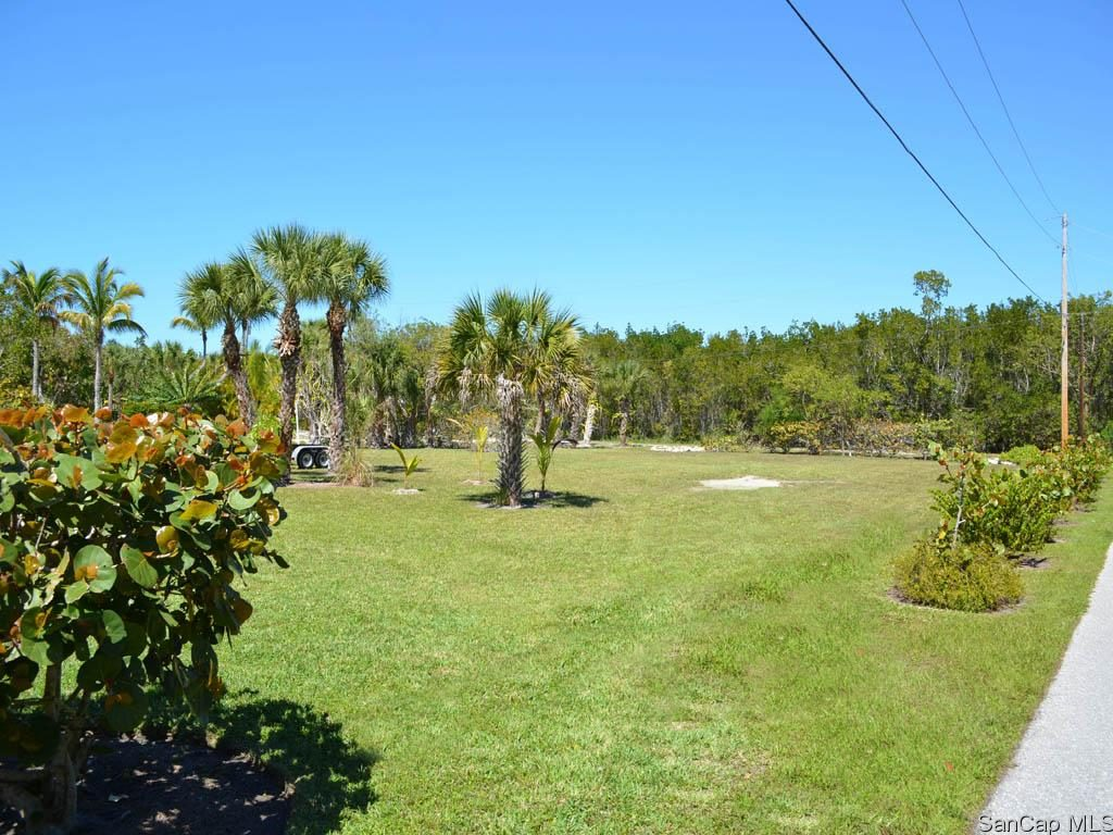 Starling Way Large Sanibel Lot For Sale
