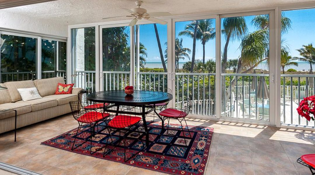 Luxury Gulf Front Condo for Sale on Sanibel