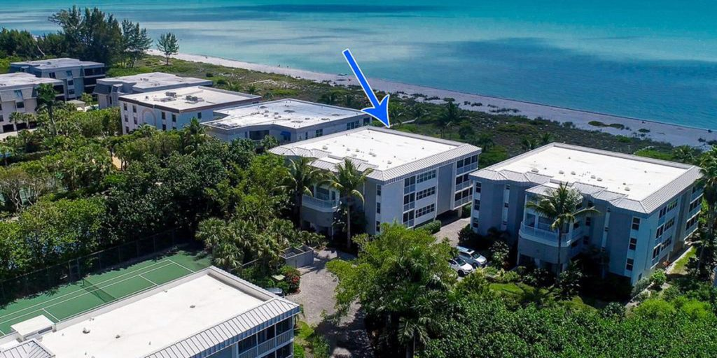West Gulf Drive Sanibel Condo