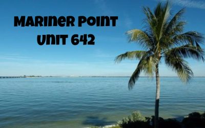 Sanibel East End Bayfront Condo with Gorgeous Views