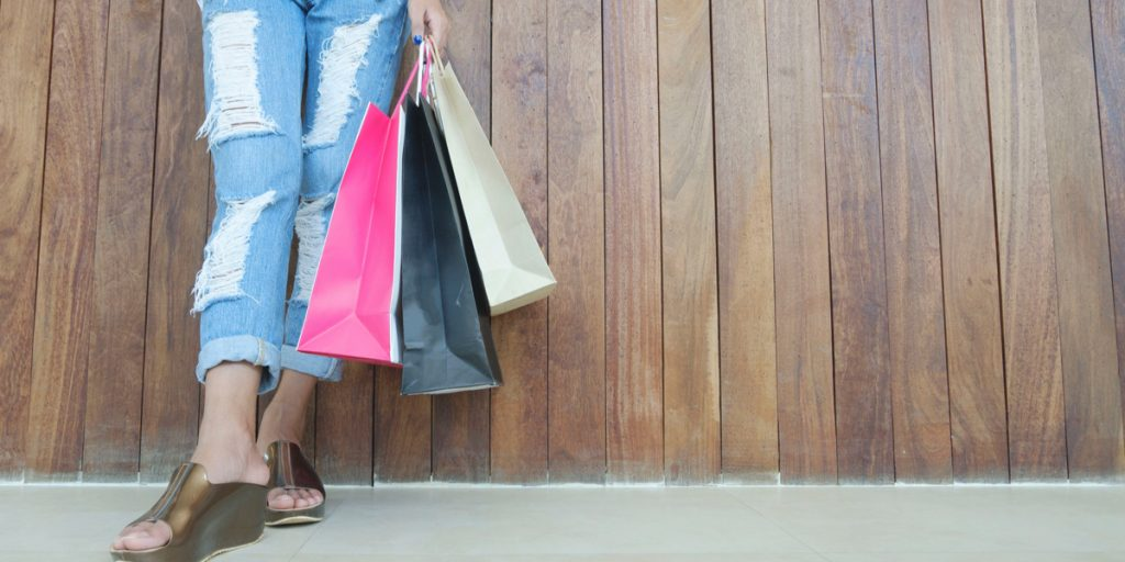 Shopping on Sanibel